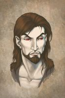 The Reluctant: Victor VanHelsing by SBGothik