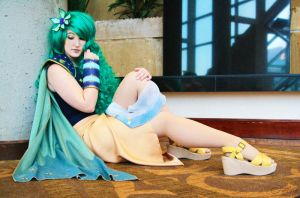 Child Rydia II by EnchantedCupcake