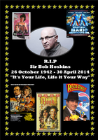 R.I.P Sir Bob Hoskins by Panthers07