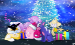 C: Christmas Time! by PinkPuffKirby
