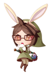 Special Chibi Commission   Fluffylink 2 4 By Tsuki by fluffylink