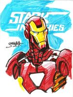 Iron Man - Heri Shinato by Heri-Shinato