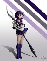 Sailor Saturn by Chansey123