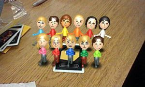 APH Miis by Lupoartistico