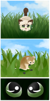 'Hunting Tails' by Mockingjay00