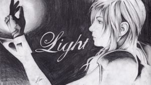 Light by SarjieMoran