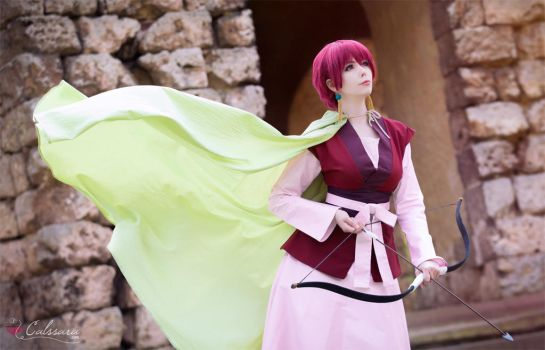 Akatsuki no Yona / Yona of the Dawn by Calssara