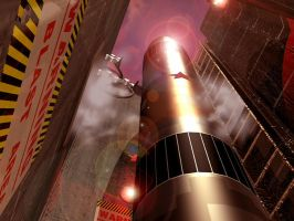 Nuclear Missile Silo by snakebite0098