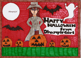 Halloween Goodie for my Peeps by ImpalerQueen