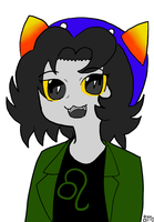 Nepeta Leijon by CobaltCorsair