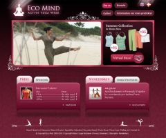 Eco mind Yoga Wears by bilalm