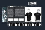 Scope Tees Website Design by ravixx