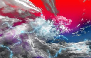 Raging Storm by Siphen0