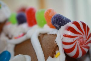 Gingerbread house. by SweetHeartPhotos