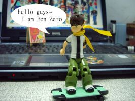 my Ben Zero by UnknownSoulCollector
