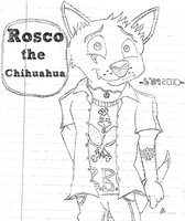 Rosco the Chihuahua by Bowser81889