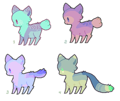 [ SOLD ] Floofens 2 by Sergle