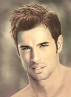 William Levy Mr. 50SoG? Christian Grey... by TomsGG