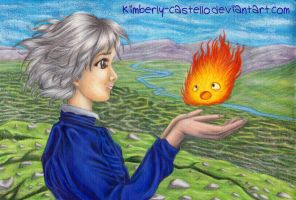 Howl's MC: Heart in My Hands by kimberly-castello