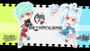 [EnTrancers] Mini Adopt Set 01 (CLOSED) by hen-tie