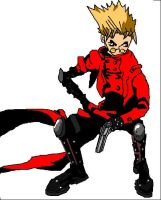 Vash The Stampede by Neox666