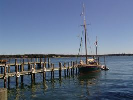 Midday in Greenport by Skoshi8