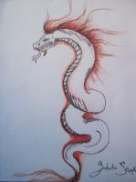 Chinese Dragon by xXPlatinumSkiesXx