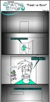 Minecraft Comic: CraftyGirls Pg 83 by TomBoy-Comics