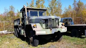 Ex Military Truck by canona2200