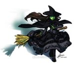 Elphaba the Wicked by YoukaiYume