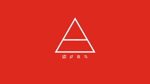 30 Seconds to Mars triad background (Red) by Curtisw800i