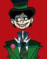 i drew the onceler again wow woah what a shock by EarthCookies
