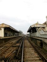 Shoreham by Sea Station by Sigilien