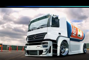 mercedes AXOR NOS by ROOF01
