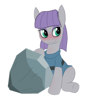 Maud Sticker Design by hirurux