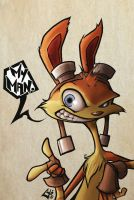 Day 7-Daxter by G-Chris