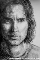 Taylor Kitsch by DontSpeakSilent