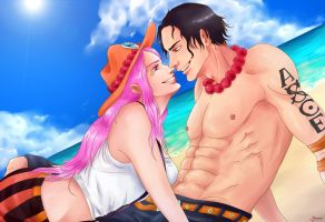 You are my candyboy by artJou