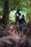 The witch in the woods .. Halloween is coming.. by S-T-A-R-gazer