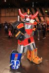 Mighty Morphin Megazord by SeanMaguire1991