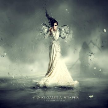 .: ALONG CAME A REAPER :. by brethdesign