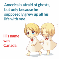 [APH] Ghostly Headcannon by CheetoDorito