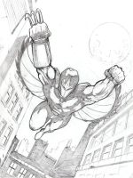 darkhawk pencils by beamer