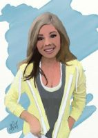 Jennette McCurdy by Abbie5426