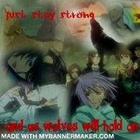 wolfs rain- banner by silverwolfproduction