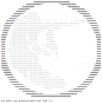 Lune Equestrienne ASCII by AlexiSonicKST