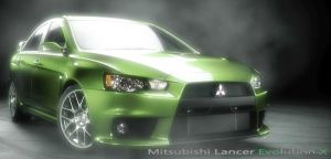 Lancer Evo X by Broken-Blades
