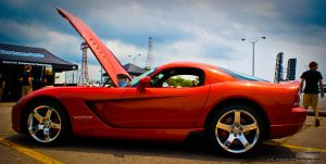 Dodge Viper by KOMODO-Art