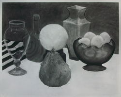 Final In-class Drawing by Tankitha