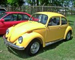 yellow '73 Beetle by Mister-Lou